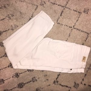 White Paige Jeans ankle